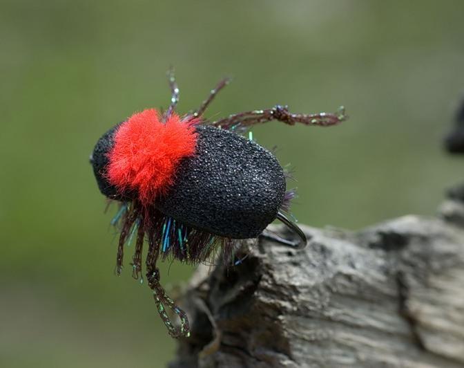 Мушка жук своими руками 62