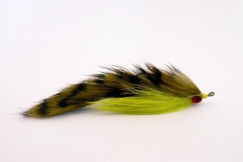 Зонкер Ершистый (Olive)