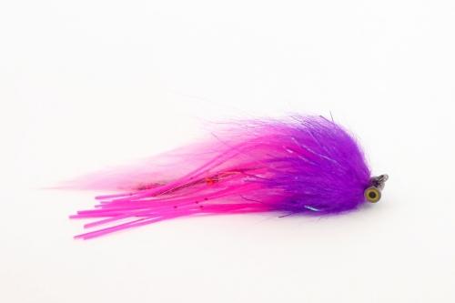 Пиявка Purple-Pink средняя