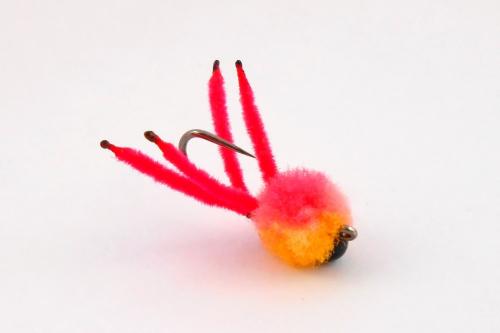 Мушка Worm Egg Jig