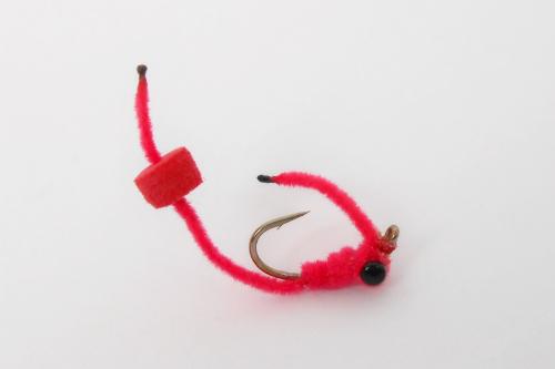 Мушка Worm-jig