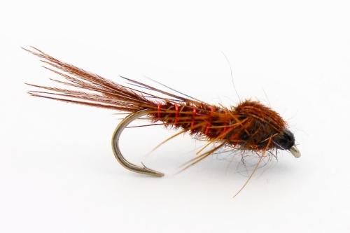 Нимфа Фазаний хвост (Brown)