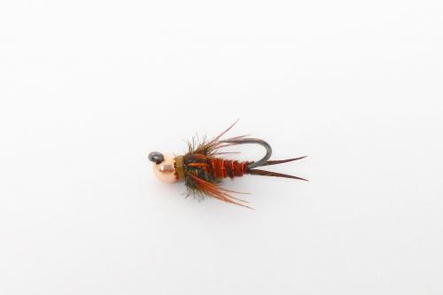 Нимфа Pheasant Jig (Orange)