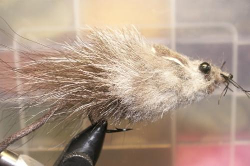 Мышка Соня рыболовно-подарочная